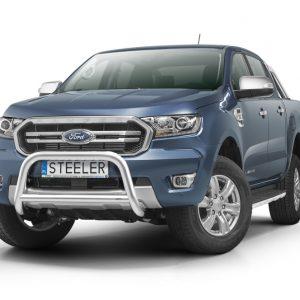 """Bull bar """"A"""" - Ford Ranger d/C (2019+) EU certifikat"""