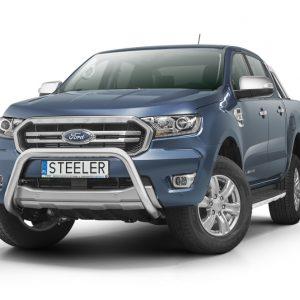Bull bar - Ford Ranger D/c (2019+) - EU certifikat