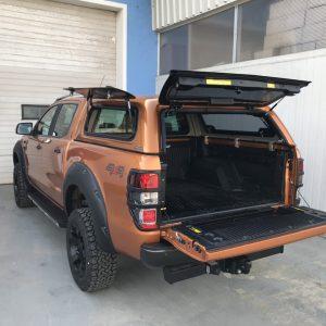Hardtop Aeroklas POP UP SIDE - Ranger d/c
