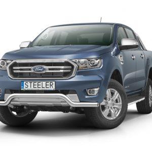 Bull bar SPOJLER- Ford Ranger (2019+) – EU certifikat
