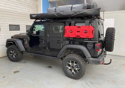 Jeep Wrangler JL 2018+
